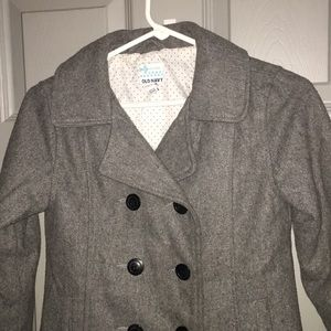 Old Navy Jackets & Coats - OLD NAVY girls pea coat
